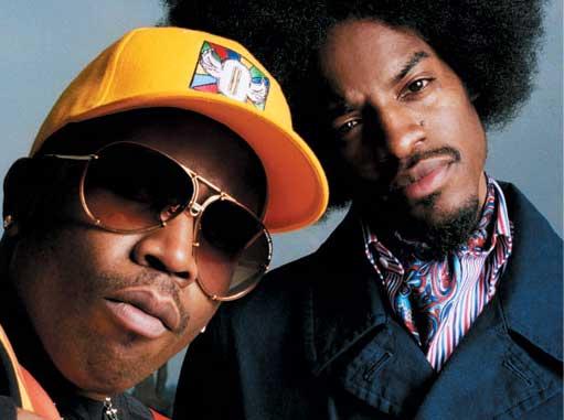 Outkast prévoient un prochain album pour fin 2011