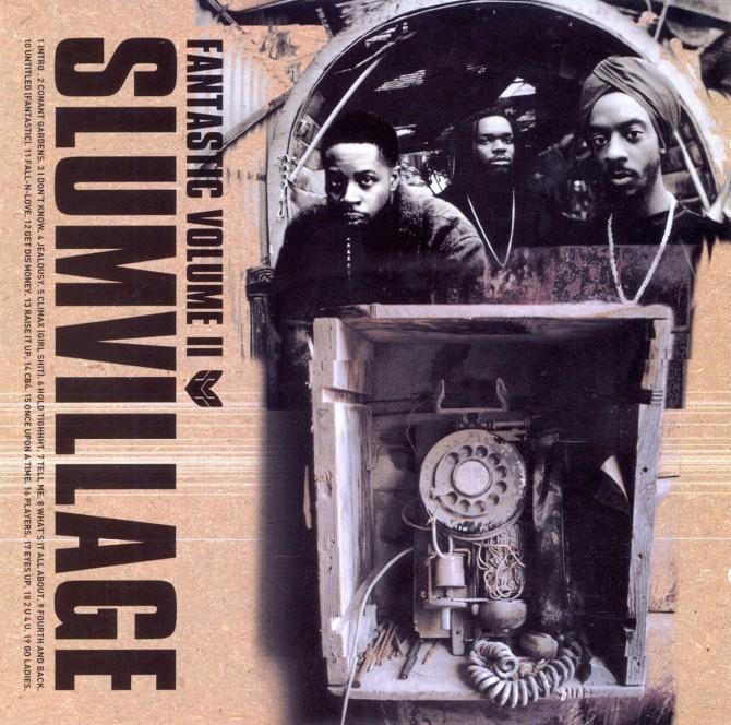 OLDIES #2 : Get Dis Money – Slum Village (1998)