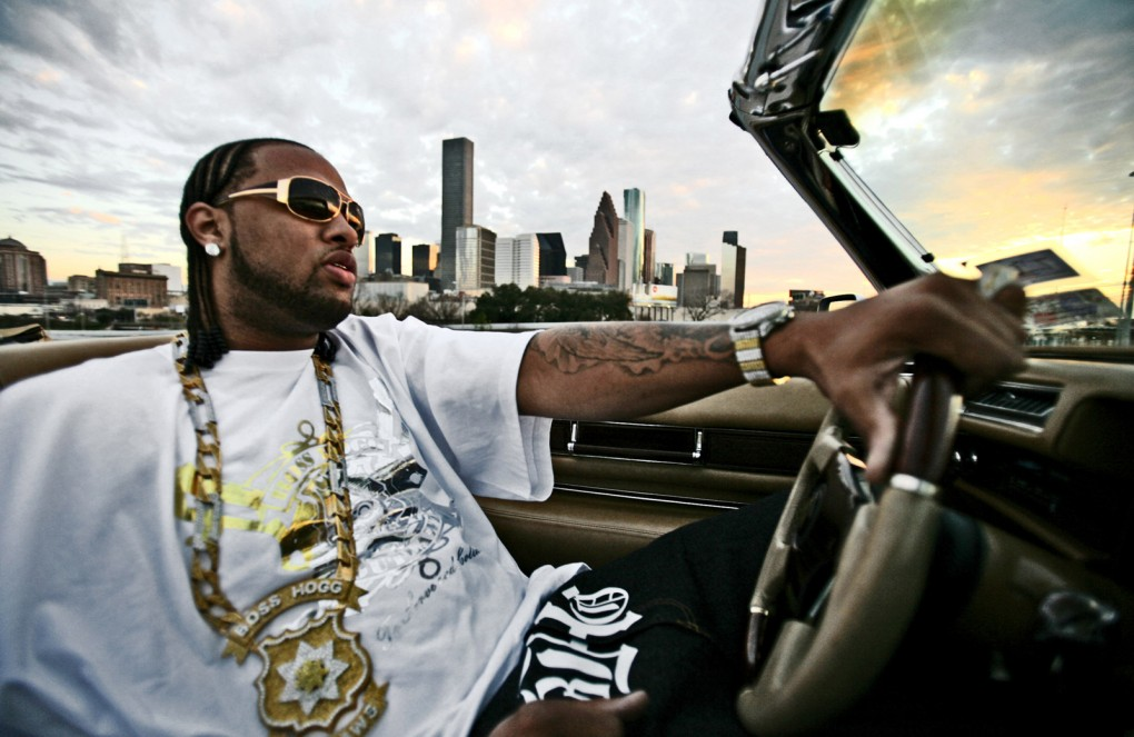 OLDIES #4 :  Slim Thug ‎– Diamonds (2005)