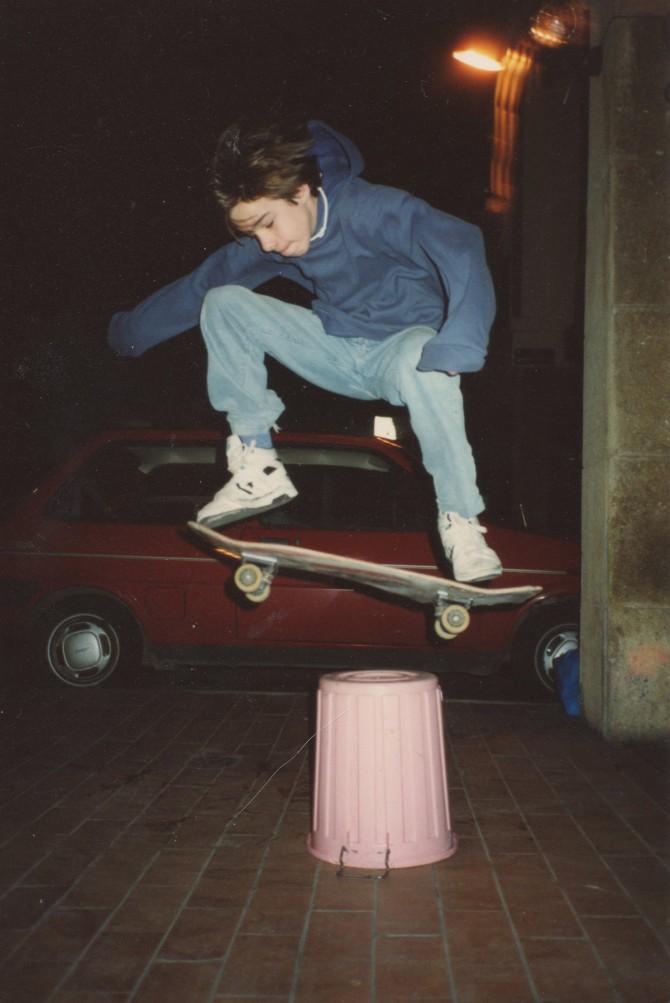 Street Session (Hyères les Palmiers – 1990)