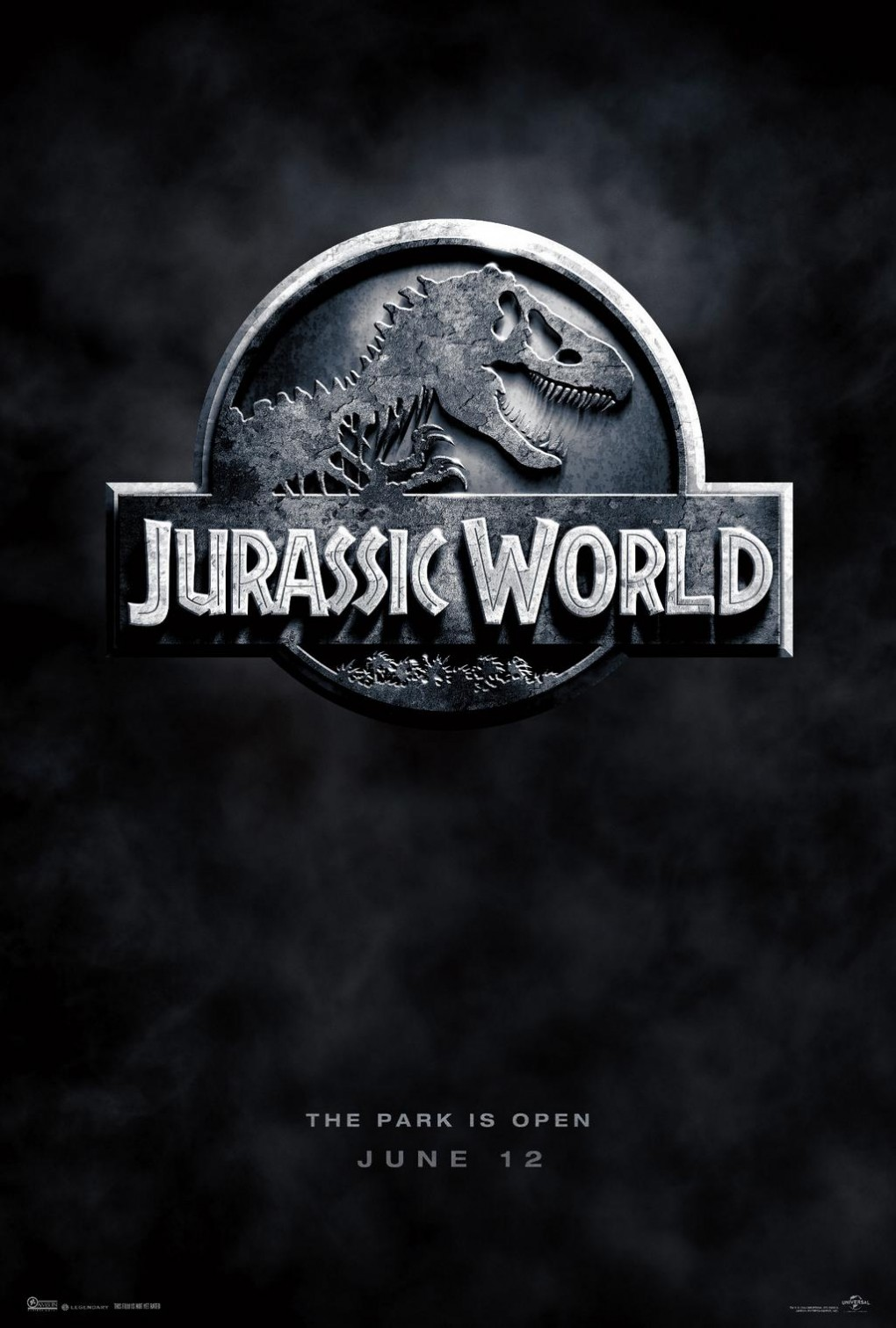 Jurassic World : Premier Poster Officiel !
