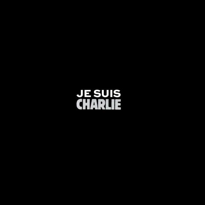 Je Suis Charlie Hebdo…